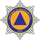 Logo Civil Protection Departement of Malta