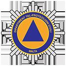 Logo Civil Protection Departement of Malta